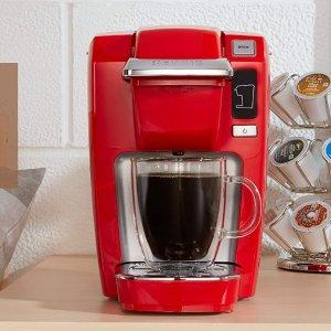 4999 Keurig K15 Single Serve Compact K Cup Pod Coffee Maker Chili
