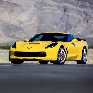 0-60 3.7秒 新款猛降$10000美式V8平民超跑 科尔维特 Chevrolet Corvette