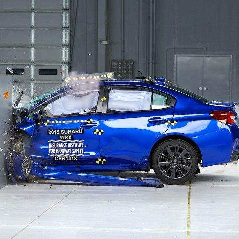 2019安全评分如何出炉美国汽车碰撞测试揭秘 IIHS 美国公路安全保险协会