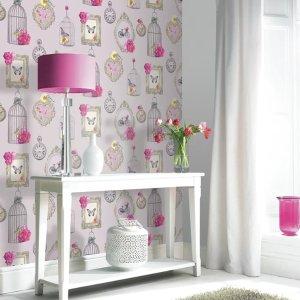 $0.19/平方尺起 提升软装风格Wayfair 精美墙壁纸热卖 轻松变换家装