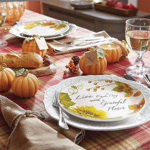 20% offCelebrate Autumn Sale @ Lenox