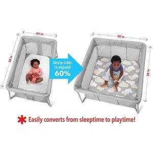 skiphop婴儿游戏床