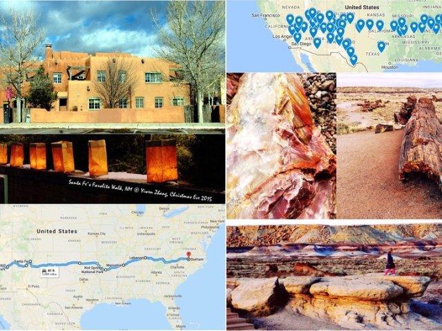 4200多公里横穿美国的搬家之旅:...