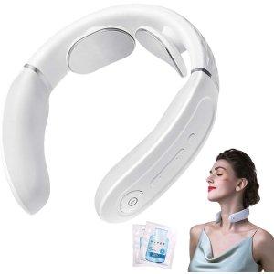 $59.99包邮(原价$79.99)SKG K3 电动颈部按摩器 送舒缓凝胶贴 有效缓解肩颈酸痛