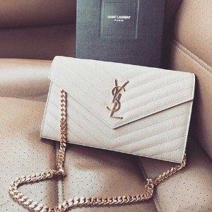 10% OffSaint Laurent Handbags @ NET-A-PORTER UK