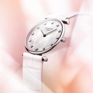 5.5折起 男女款腕表$600+浪琴 Longines 高级腕表闪促 送礼佳品 表达心意
