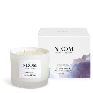 Neom皇家奢华香氛蜡烛
