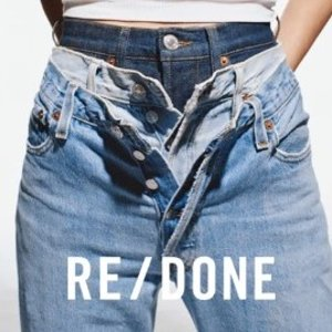 Up to 76% Off + Free ShippingRE/DONE Women's Clothing Jeans on Sale