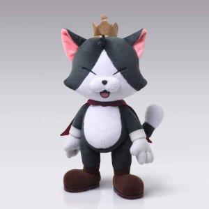 SE 官方出品《最终幻想7》凯特西 可动毛绒玩偶