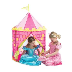 Fun2Give Pop-It-Up Princess Castle Tent Playhouse