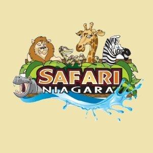 $19.51(原价$34.95) 独家85折 周末好去处Safari Niagara 野生动物园 跟动物近距离接触 与自然交流