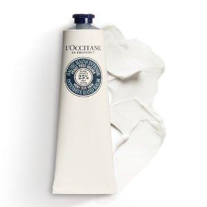L'Occitane满$40立减$10加强版 护手霜