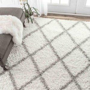 低至6.5折+额外8.5折Hayneedle 精选装饰地毯大促
