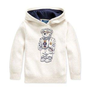 低至4起+低门槛包邮Polo Ralph Lauren 儿童服饰特卖