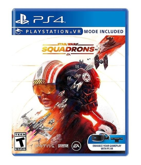 Star Wars: Squadrons PS4 实体版