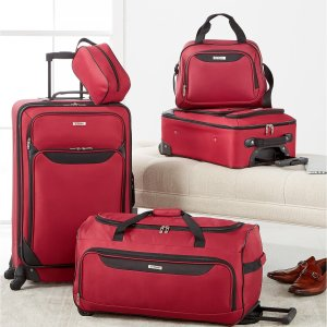 Black Friday Sale Live: Springfield III 5 Piece Luggage Set