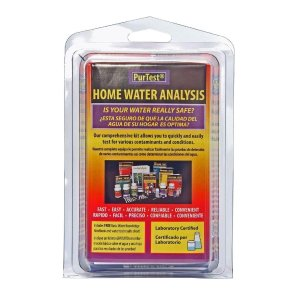 PurTest 家庭水质分析套装