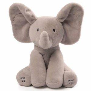 Gund会动耳朵的小象