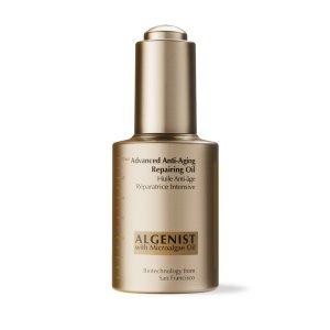 AlgenistAdvanced Anti-Aging Repairing 面部护肤油