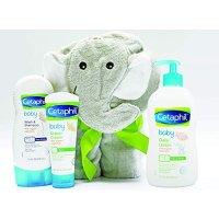 沐浴护肤套装+大象浴巾