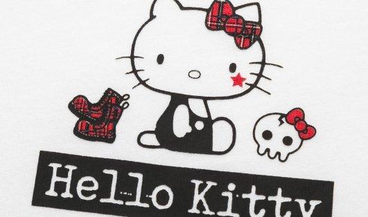 Uniqlo x Hello Kitty 联名短袖Uniqlo x Hello Kitty 联名短袖