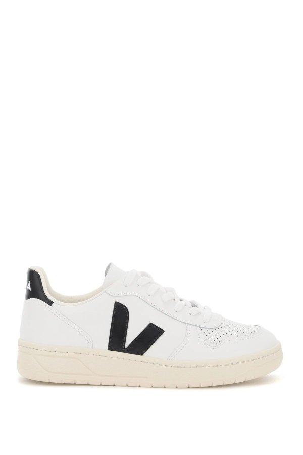 v-10小白鞋