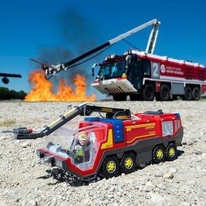 低至7.5折Playmobil 德国儿童创造性拼装玩具春季闪购 让生活在别处