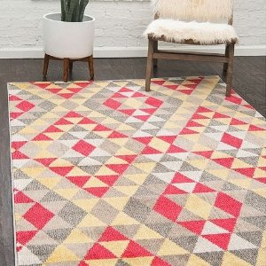 $7.24起Macy's 精选Bridgeport Home 地毯热卖