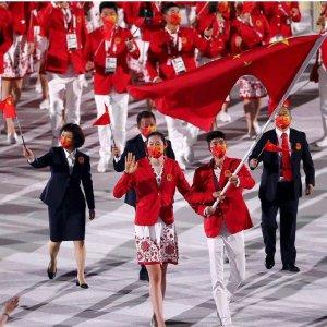 中国红开门红 为健儿们加油吧2020东京奥运会   各国代表队奥运战袍分享,你想要同款吗?