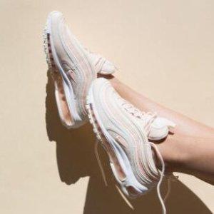 额外7.5折 腰包$22.5Nike 运动潮鞋潮服热卖 收百搭阿甘、Air Max