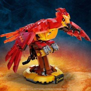 Lego已可预订,6/1上市邓布利多的凤凰福克斯 76394 | 哈利波特