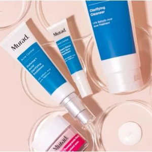 Get 20% offAcne And Pore Rescue Products @ Murad