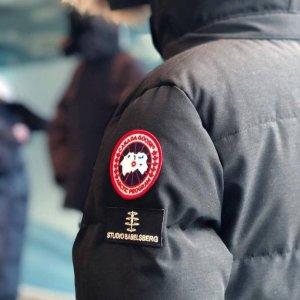 经典Shelburne¥6000+  包税直邮中国CANADA GOOSE 羽绒服7.8折热卖,Trillium、Elmwood等款式都参加