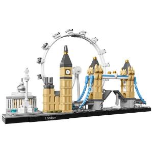 现价£30.94(原价£44.99)LEGO 建筑系列 21034 伦敦