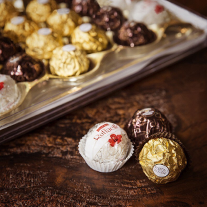 24 Pieces for $9.99Ferrero Rocher Chocolate Products on Sale