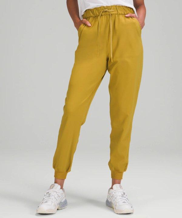 Stretch High-Rise 运动裤