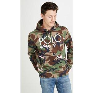 Polo Ralph LaurenMagic Fleece Pullover Hoodie