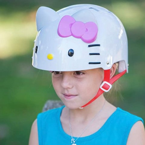 As low as $10.39Bell Girls Hello Kitty Bike Helmet & More