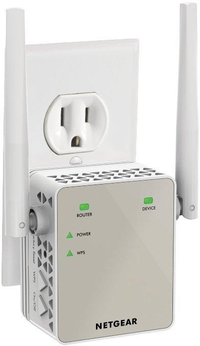 AC1200 WiFi网络扩展器