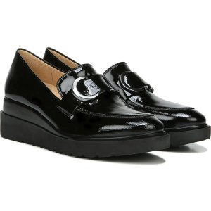 Naturalizer.com |Somerset in Black Patent Leather Flats