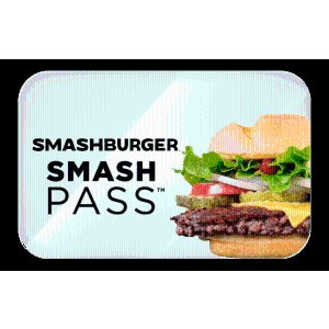 $100100-Day SmashBurger Smash Pass