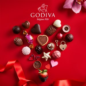 Up to 50% offAFTER VALENTINE'S DAY SALE @ Godiva