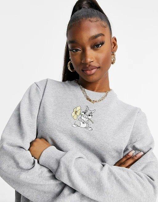 Disney Bambi兔宝宝卫衣