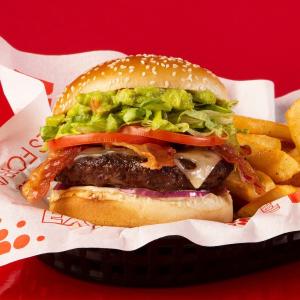 订单满$40减$10Red Robin Gourmet Burgers 餐饮限时优惠