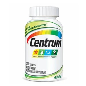 $8.92Centrum Adult Multivitamin/Multimineral Supplement (200-Count Tablets)