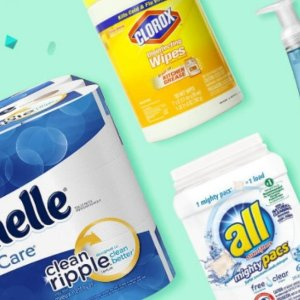 Save $10 When You Buy 3 ItemsAmazon Select Household Essentials on Sale