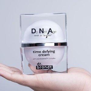 无门槛6.5折 收DNA抗老系列Dr. Brandt 节日精选美容护肤品热卖