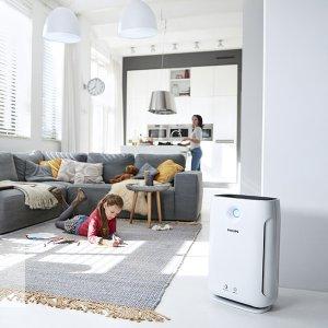 6.9折!仅€329.99逆天价:Philips 空气净化器 AC2889/10 花粉虫螨无处遁形 有效面积达79平