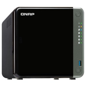 $429 双2.5G网卡QNAP TS-453D-4G-US 4盘位NAS 私有云