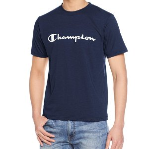 含税约¥170收  超值Champion经典Logo棉质T恤 男款
